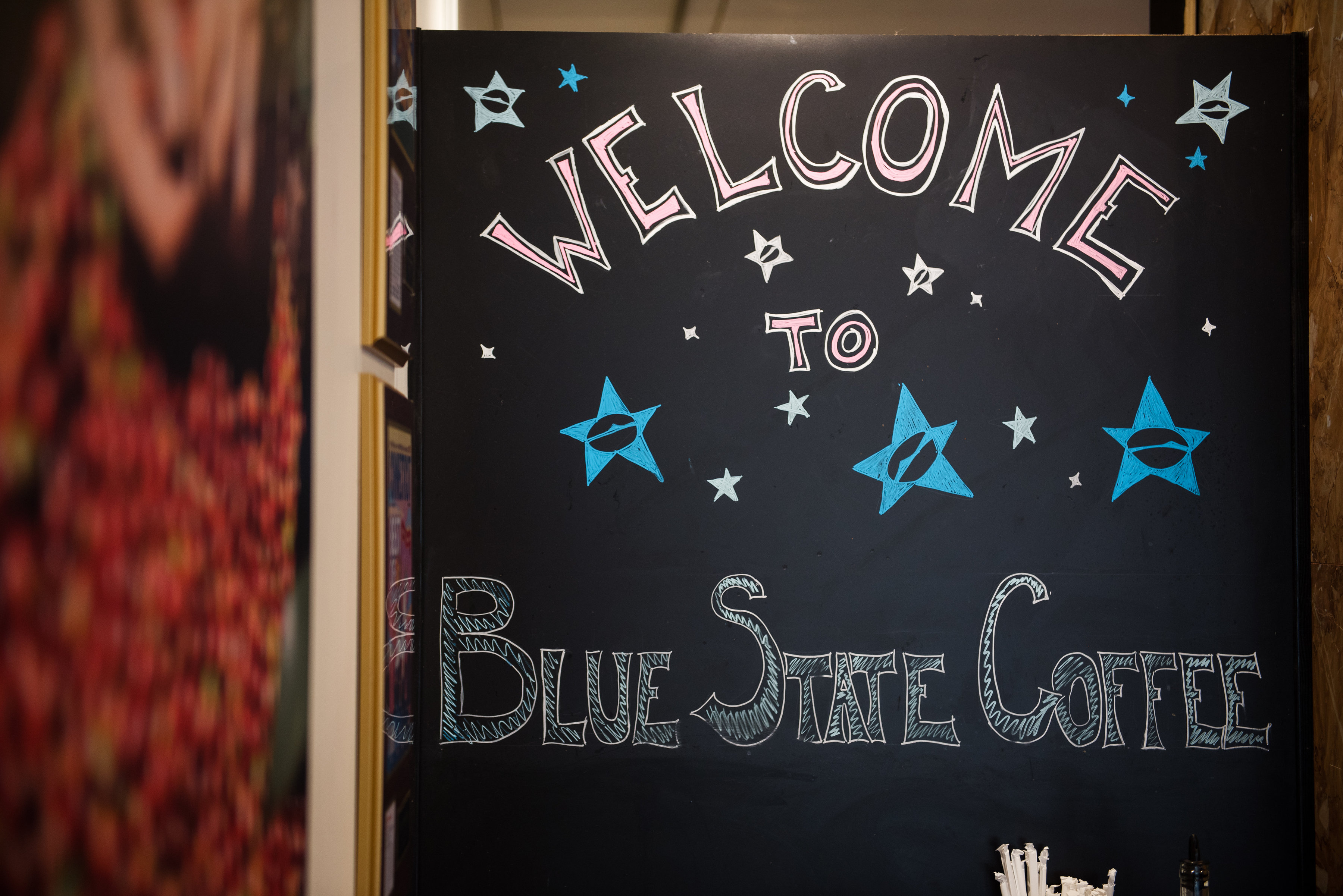 Blue State Coffee Hartford